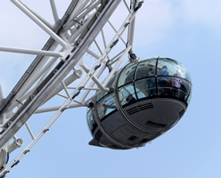 London Eye Gondel